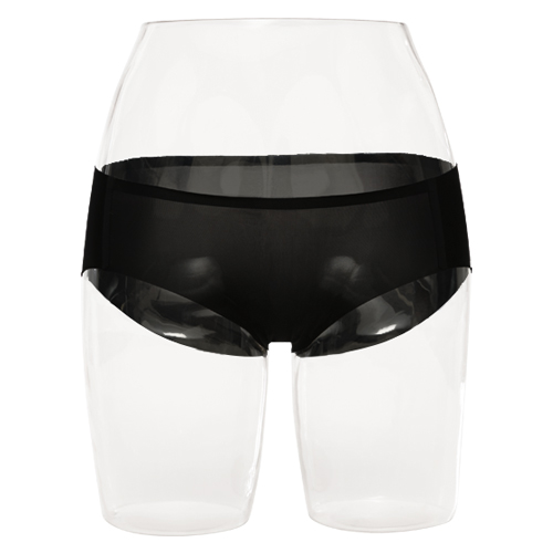 HIPSTER SPORTS SHORTS (BLACK)